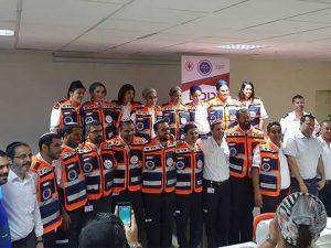 צוות המתנדבים של הצלה ללא גבולות 004
