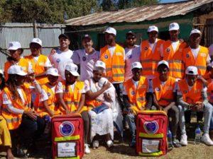 יחידת הצלה באתיופיה