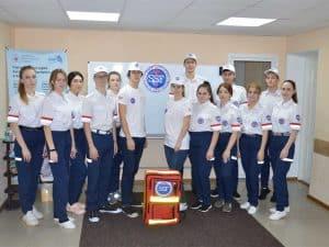 מתנדבים של הצלה ללא גבולות באוקראינה 5
