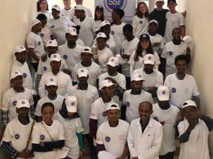 מתנדבים של הצלה ללא גבולות באתיופיה 7