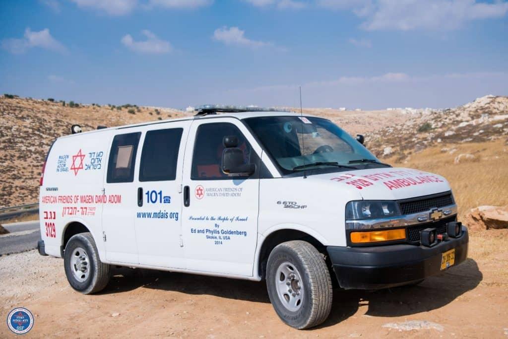 Basic Ambulance israeli